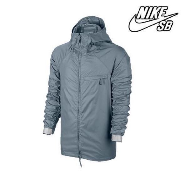 Nike Other - Nike SB Steel Light Weight Windbreaker